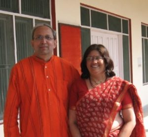 Drs. Avinesh and Bharati Lele
