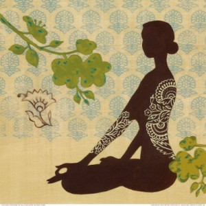 Weight meditation