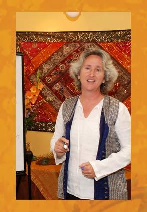 teaching an ayurveda course