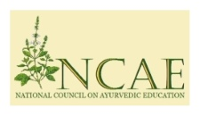 National Council on Ayurvedic Education logo
