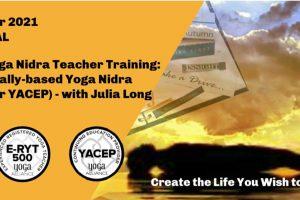 Yoga Nidra Teacher Training: Classically-Based Yoga Nidra